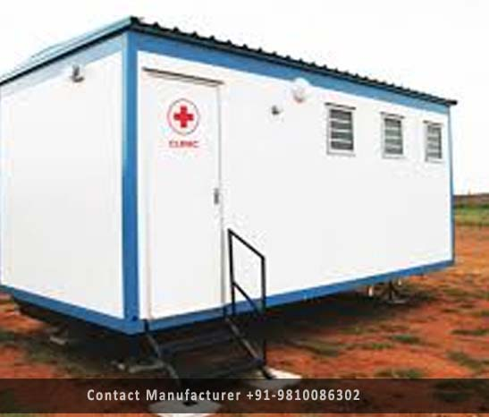 prefabricated clinic