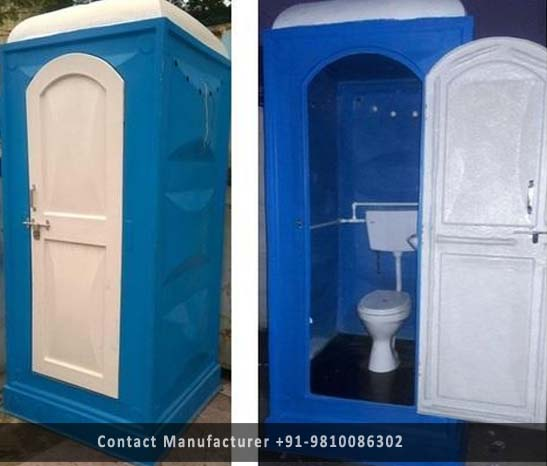 temporary toilet